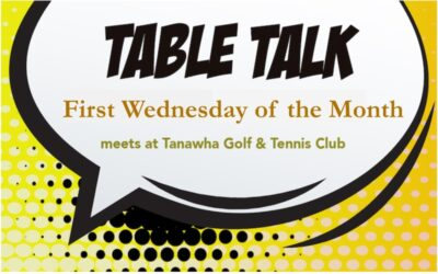 Table Talk – 3rd March 2021