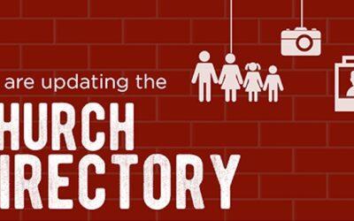 Church Directory Update 2020/21