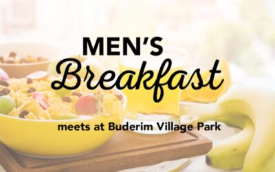 Men's Breakfast 13th Feb 2021