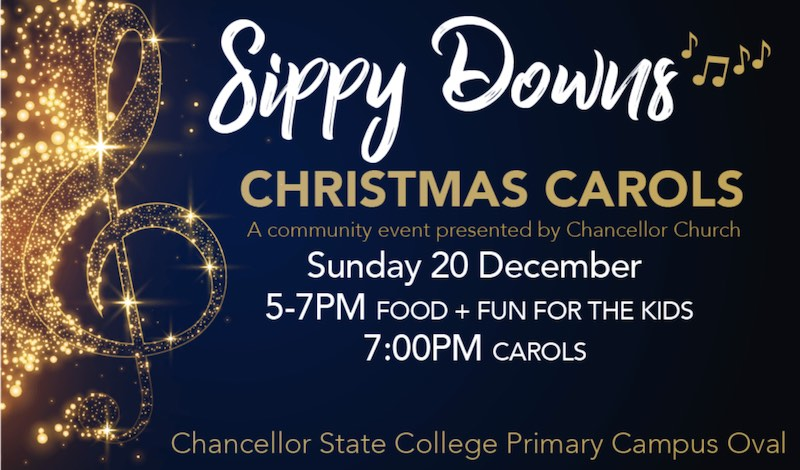Sippy Downs Christmas Carols