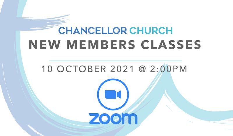 New Membership Classes